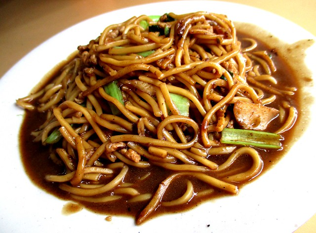 Foochow fried noodles 2