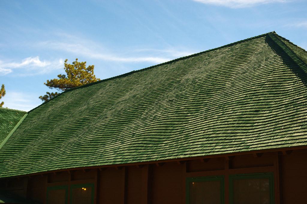 "Roof of General Store, Bryce Canyon National Park, Utah, October 8, 2015 (Pentax K-3 II) 37°37'55.3""N 112°09'54.6""W"