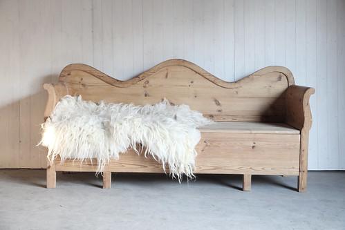 Oude Antieke Klepbank.De Kleur Van Oud Zweeds Grenen 16 Februari 2018 Blog Rosa Rugosa