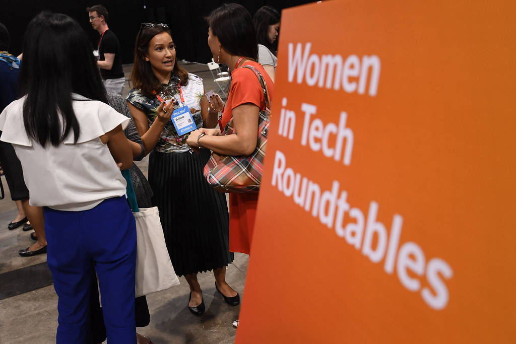 Picture of Women in Tech Roundtables