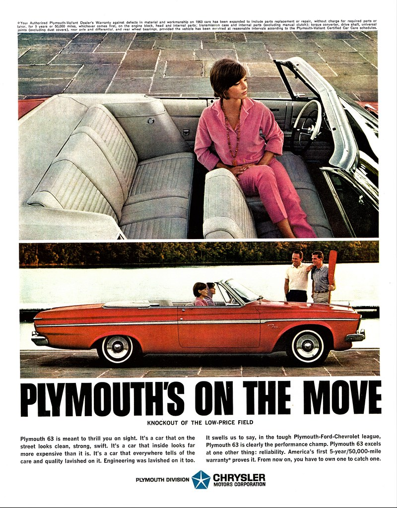 1963 Plymouth Fury Convertible Alden Jewell Flickr