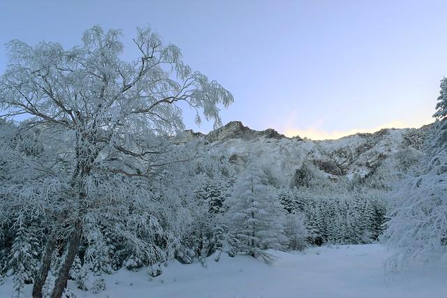 冬の赤岳・八ヶ岳 日帰り雪山登山