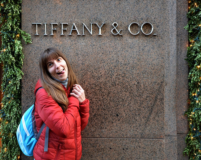 Tienda de Tiffany donde se rodó la película Desayuno con Diamantes