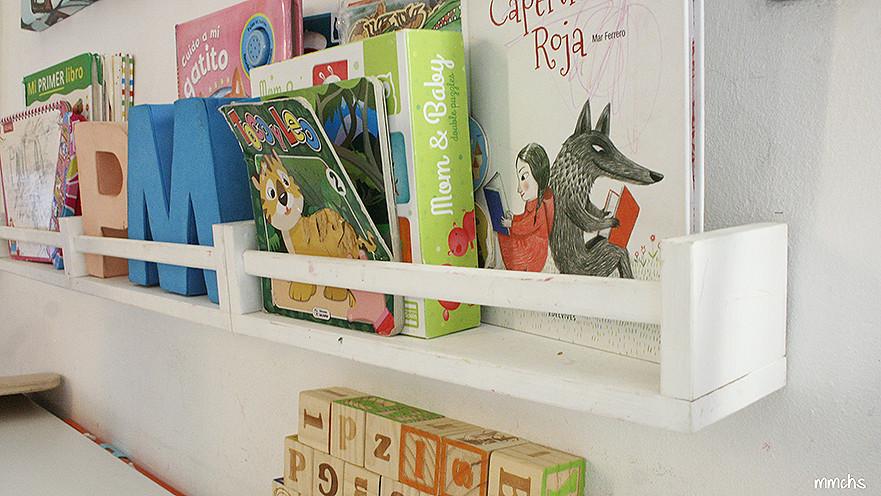 librería para niños Montessori