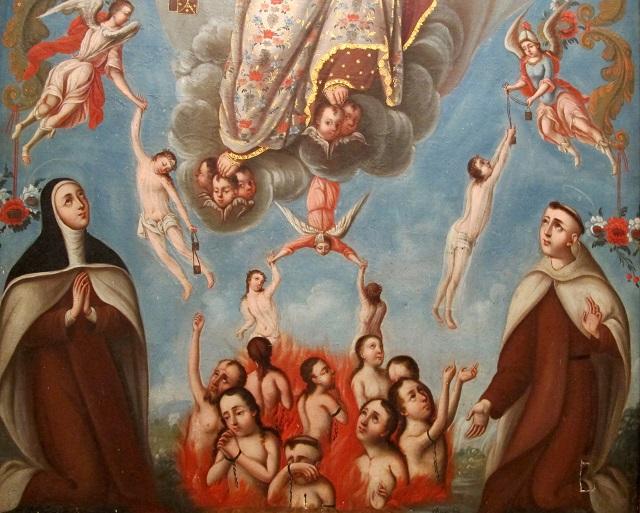 Theo Kinh Thánh, Có Luyện Ngục Không?