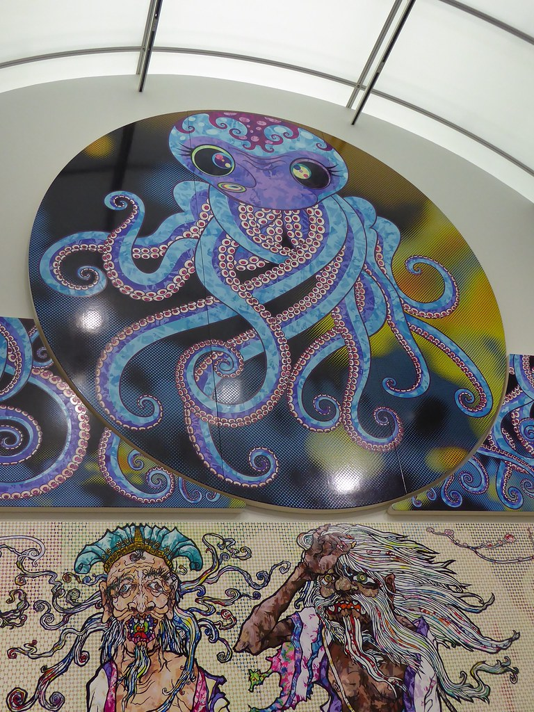 chicago museum of contemporary art mca takashi murakam flickr
