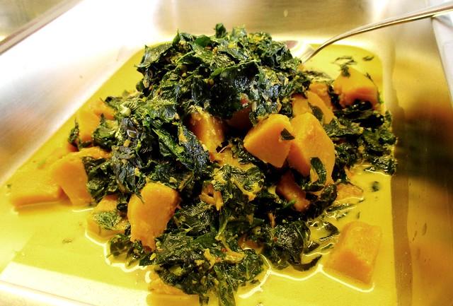 La'zzaty Cuisine pumpkin and cangkuk manis