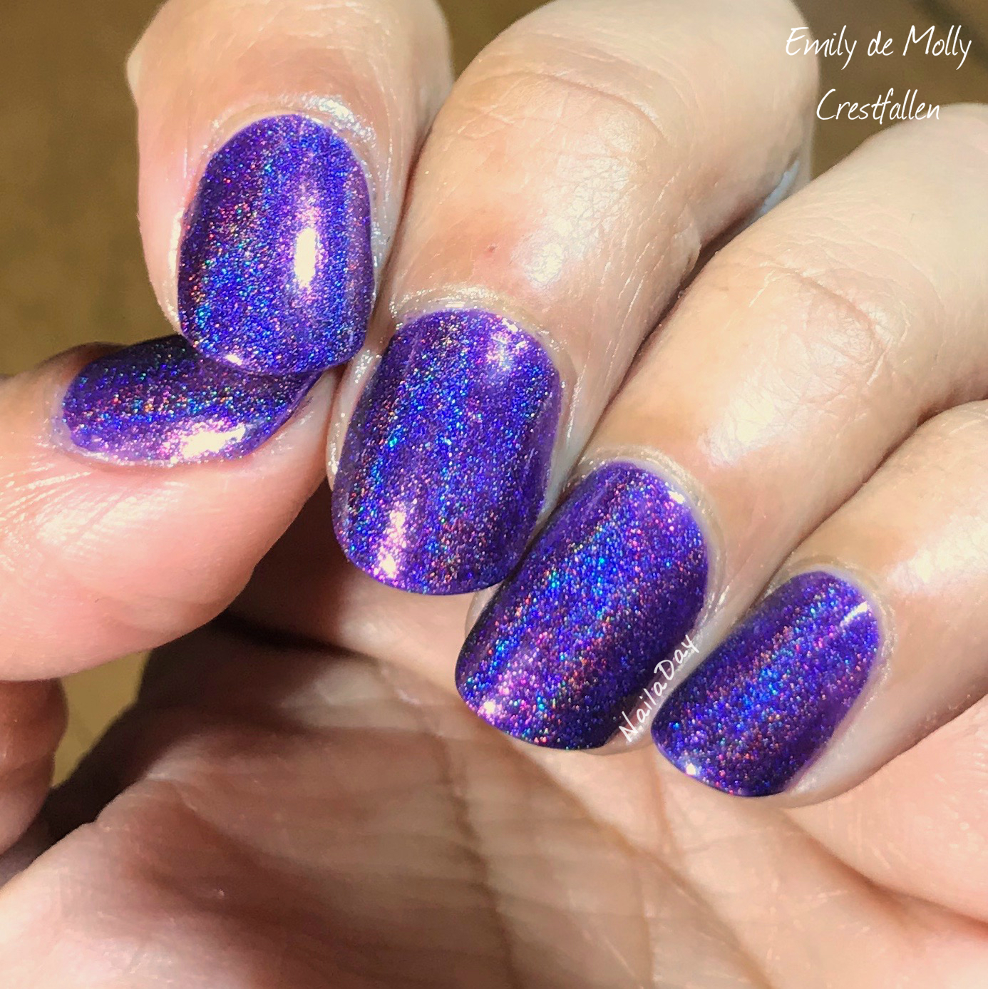 NailaDay: Emily de Molly Crestfallen