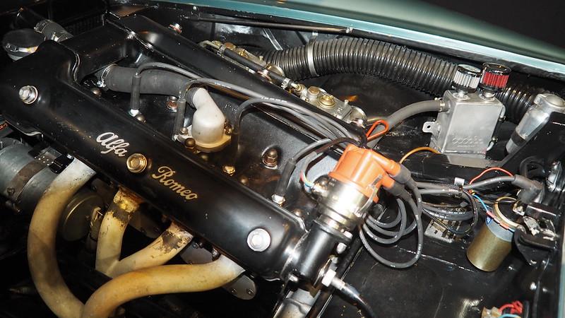 Alfa Romeo 1900 SS Zagato 40596337231_1d5cf0d2f5_c