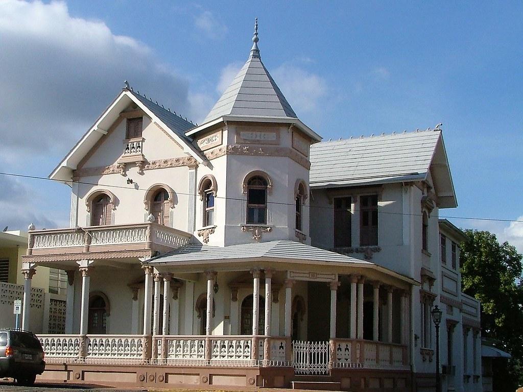 Casa Morales Marco | San German, Puerto Rico; built in 1915.… | Flickr