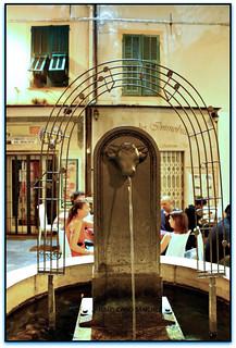 Toret a Sanremo