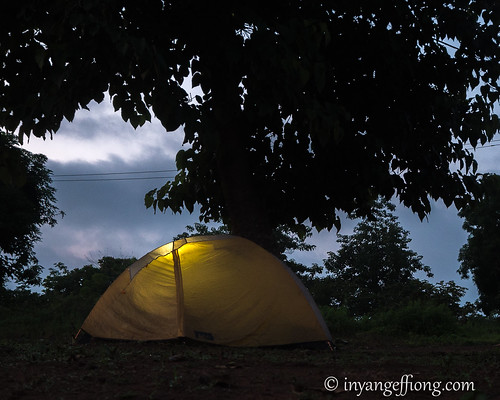 Campsite at St.Anthony's, Kisi | by inyangeffiong