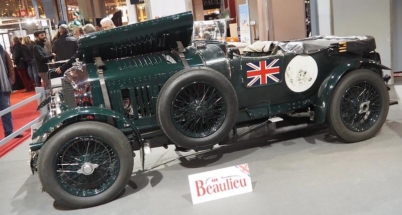 Bentley 4,5 litres Supercharged 39306918255_8f03c87828_c