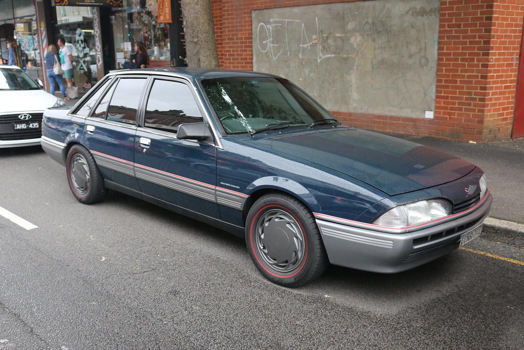 1986 Holden Commodore Vl Berlina Turbo Newtown Nsw