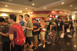 Xiao Mi opening at Trinoma | by chuvaness