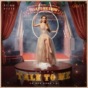 Chi Pu – Talk To Me (Có Nên Dừng Lại?) – iTunes AAC M4A – Single