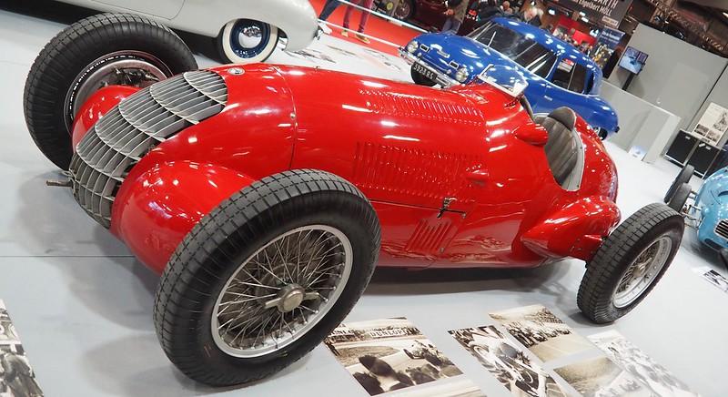 Alfa Romeo 308 ex Jean Pierre Wimille 1938 - Retromobile 2018  40188493791_10fe62cc48_c