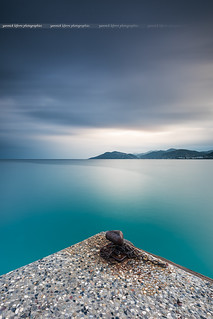 Long Exposure around the Bay of Cannes | by Yannick Lefevre