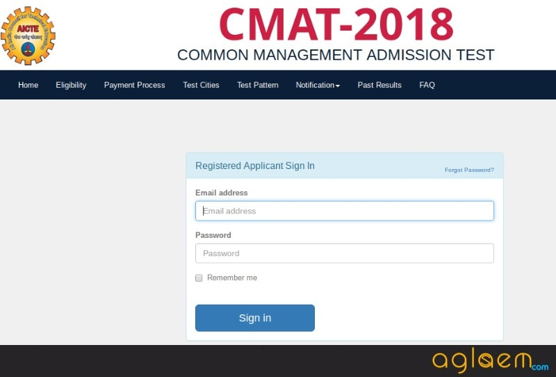 CMAT 2018 Admit Card / Hall Ticket (Released): Login, Download here