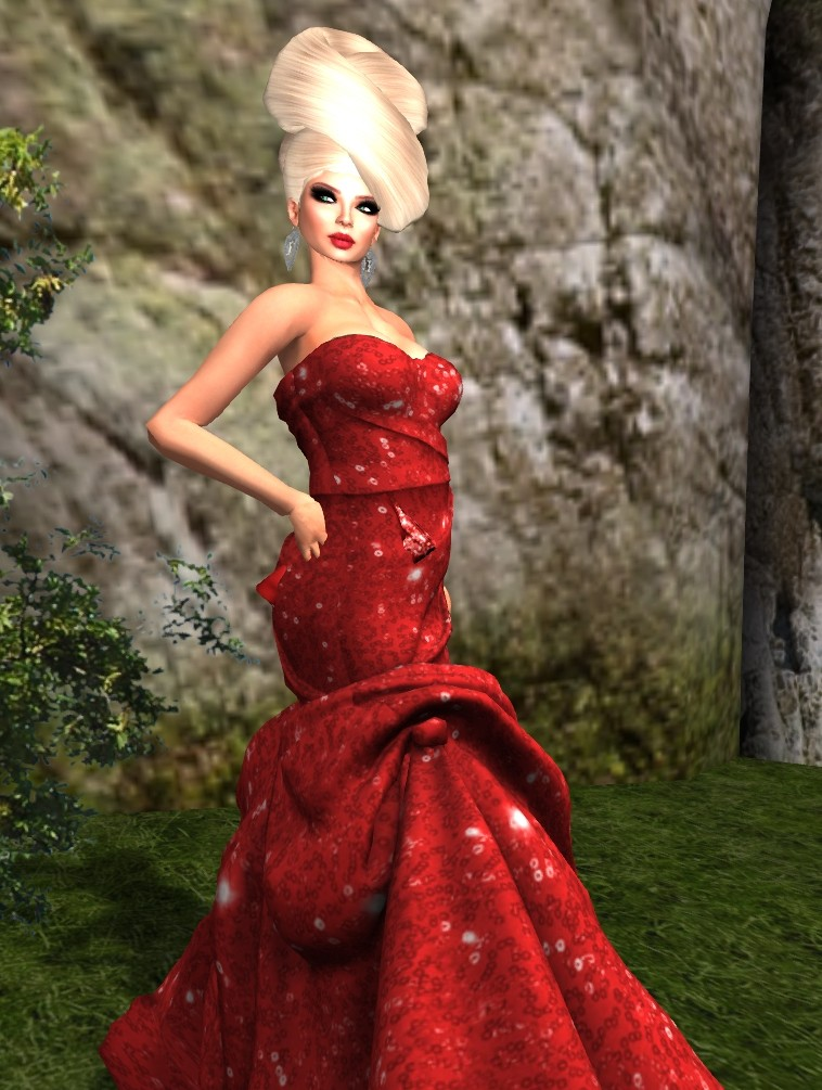 Valentine gown... | Isn\'t this gown just heavenly? I adore i… | Flickr