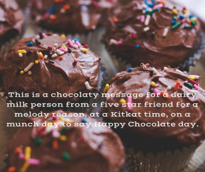 Chocolate Day 2019 Happy Chocolate Day Images And Quotes