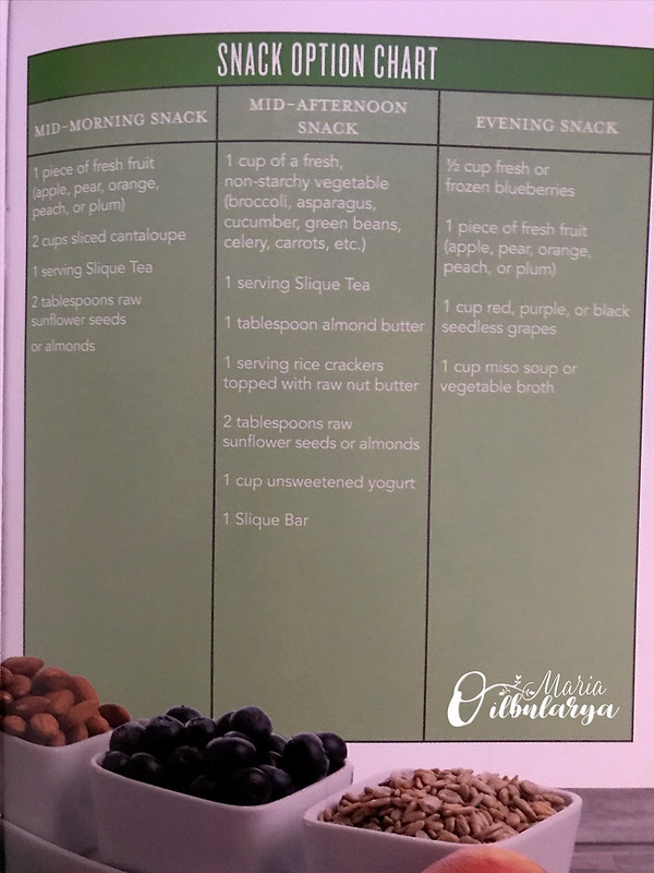 5-day nutritive cleanse / detox diet