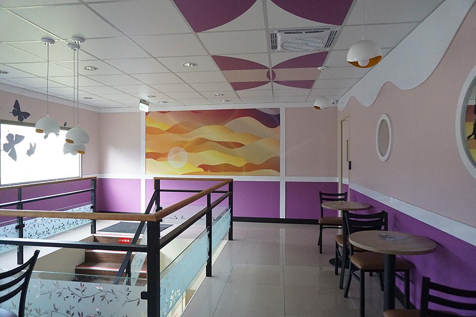 紫色浪漫環山小7