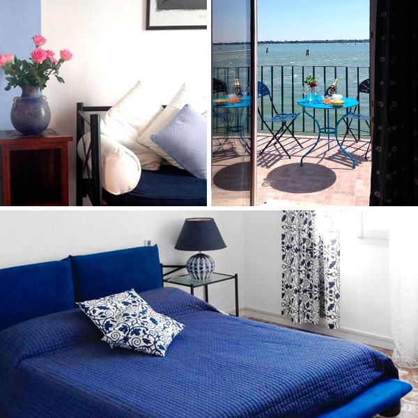 Casa Sulla Laguna, uno de los mejores hoteles lowcost en Venecia