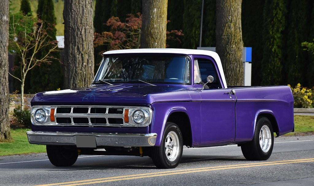 1969 dodge d 100 pickup truck customcab flickr 1969 dodge d 100 pickup truck by customcab publicscrutiny Choice Image