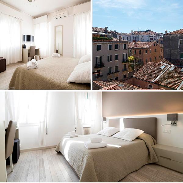 Al Portico Guest House, uno de los mejores lugares para dormir en Venecia