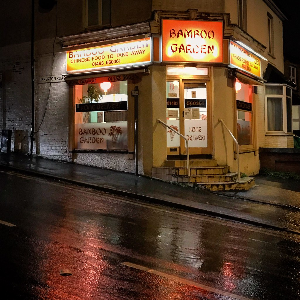 Bamboo Garden Takeaway - Guildford. | Almost Siouxsie and th… | Flickr