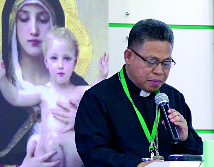 Archbishop Martin Jumoad