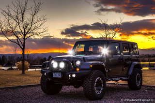 The Rubicon gets a little attitude. | by Unbalanced.