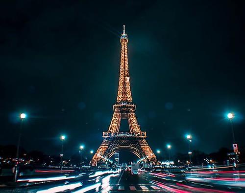 travel Eiffel Tower 2 .⠀ .⠀ .⠀ .⠀...