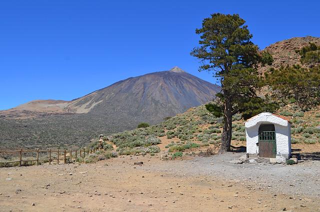 Degollada de Cedo, Tenerife