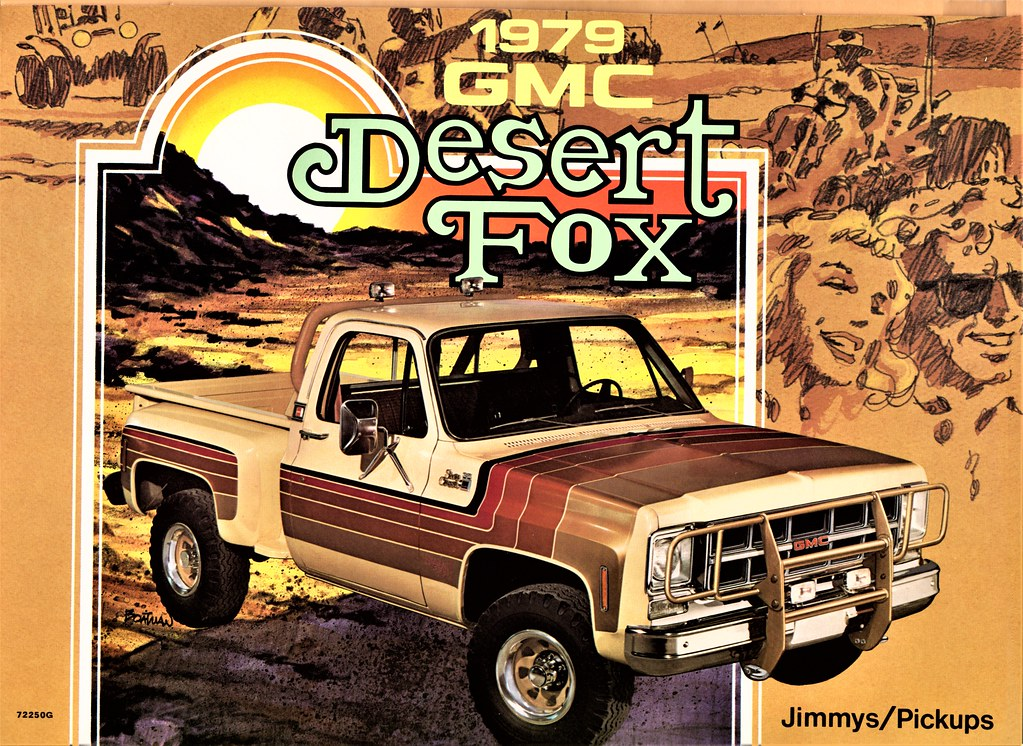 1979 GMC Desert Fox Pickup | Equipment by Hickey Enterprises… | Flickr