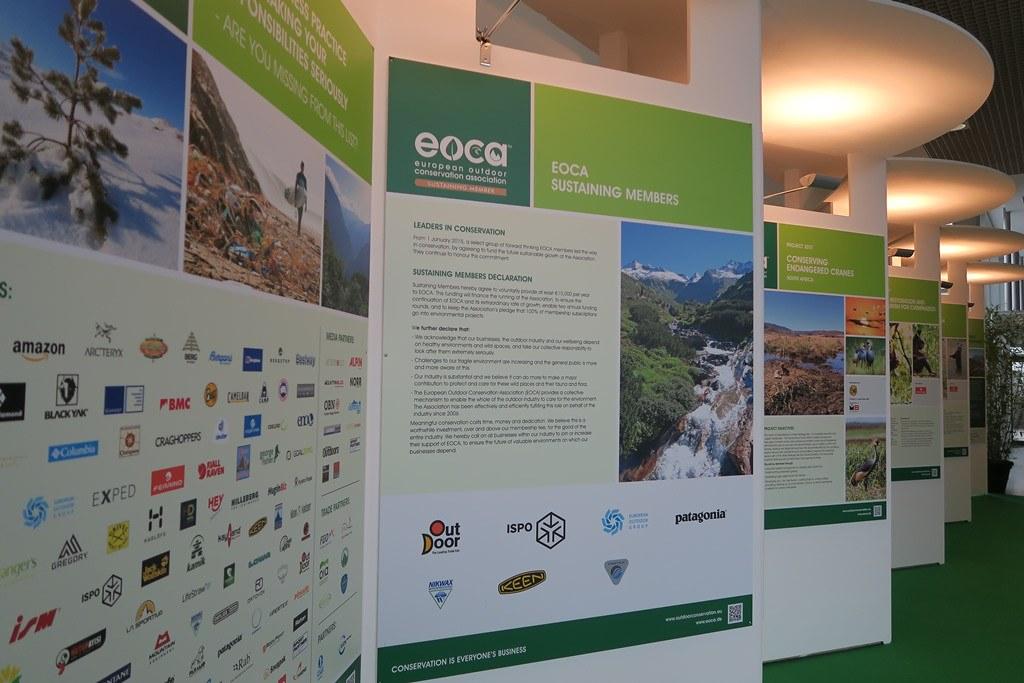 Εκατοντάδες εταιρείες συμμετέχουν στην European Outdoor Conservation Asscociation