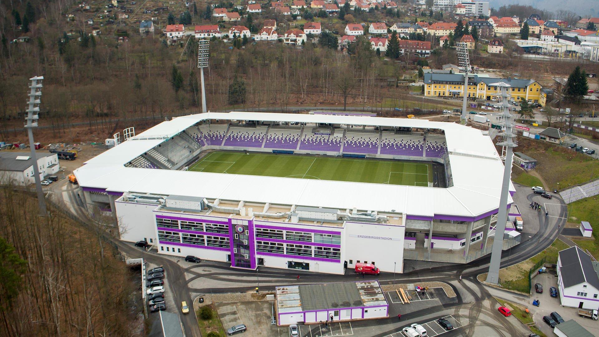 Neues Aue Stadion