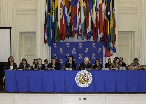 Women's Commission and OAS Permanent Council Celebrate 90 years of the CIM's Work for Gender Equality