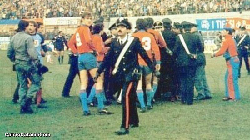 12 febbraio 1984: Catania-Milan 1-1
