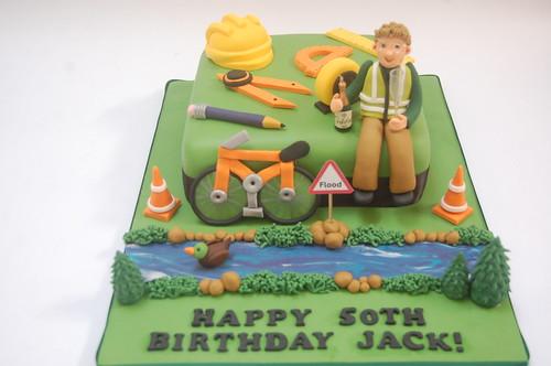 Civil Engineer Cake Beautiful Birthday Cakes