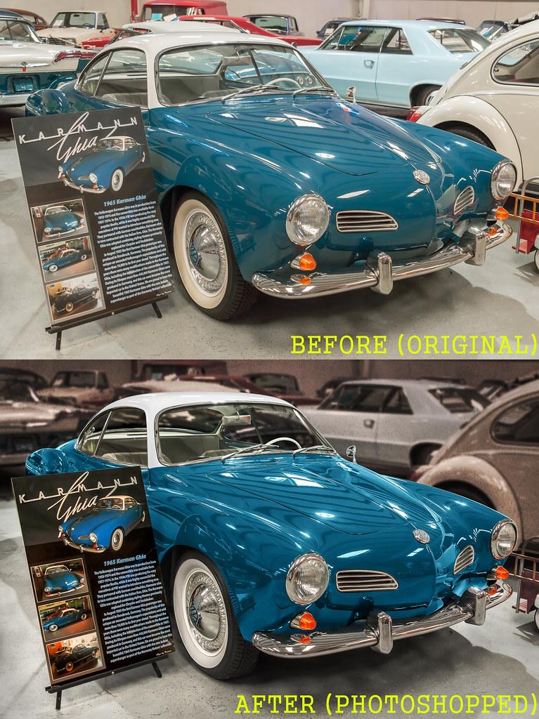 1965 Karmann Ghia (Bennett Classics Antique Auto Museum) | Flickr
