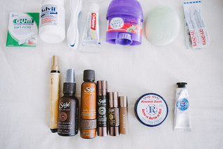 in flight travel essentials | by Get Kamfortable