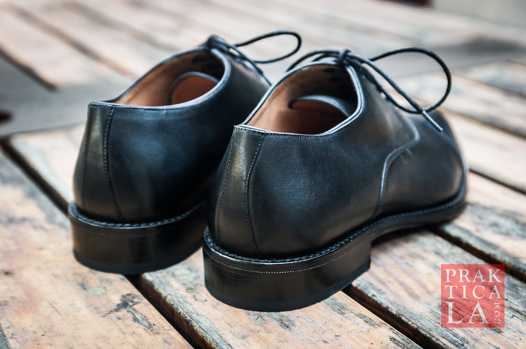 beckett simonon dean oxford dress shoe review