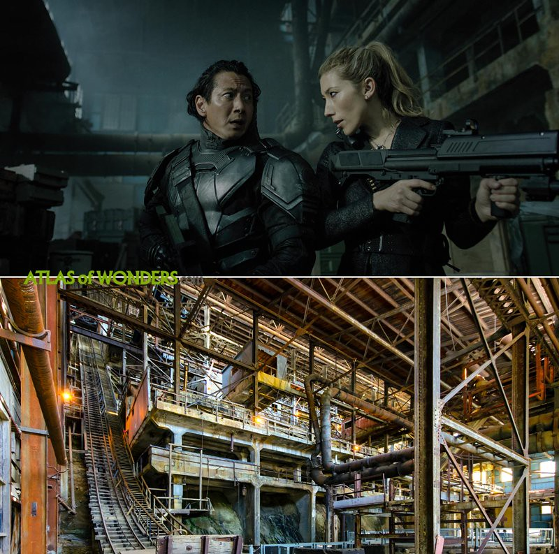 Altered Carbon set location