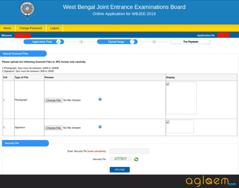 WBJEE Application Form 2018 Released - Process, Fee, WBJEE Candidate on
