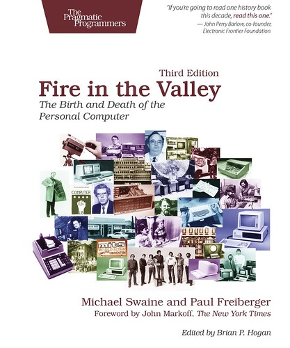 Fire in the Valley 3rd edition, par Michael Swaine & Paul Freiberger