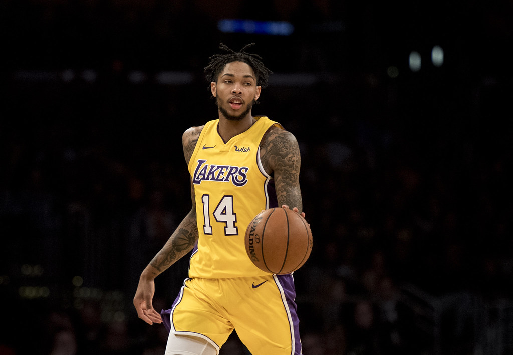 Brandon Ingram。(達志影像資料照)