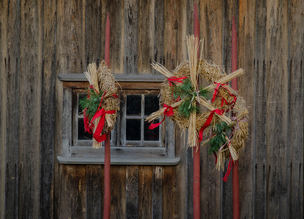 traditional swedish christmas decorations by frankmh traditional swedish christmas decorations by frankmh - Traditional Swedish Christmas Decorations