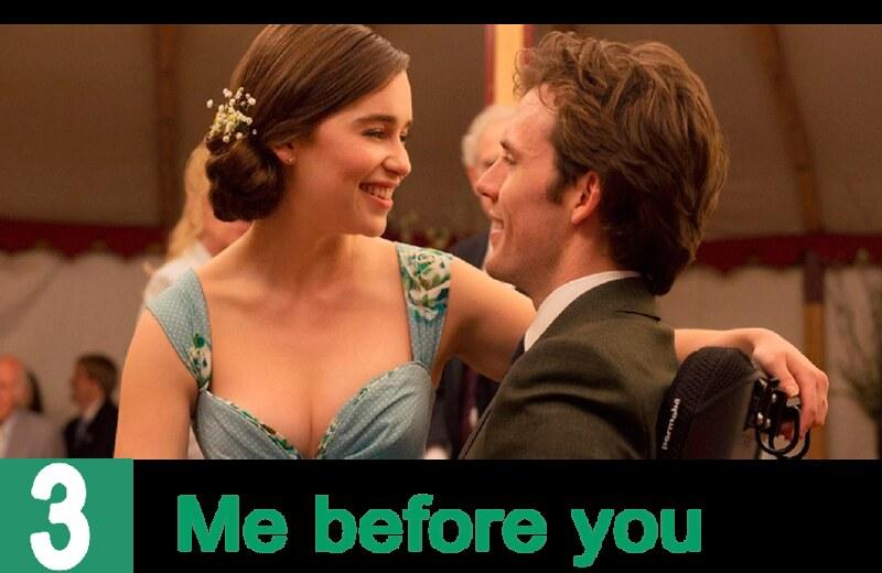 รีวิวหนังเรื่อง Me before you มีบีฟอร์ยู